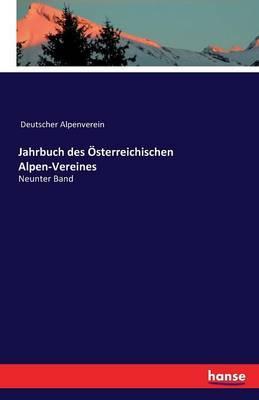 Jahrbuch des Österreichischen Alpen-Vereines