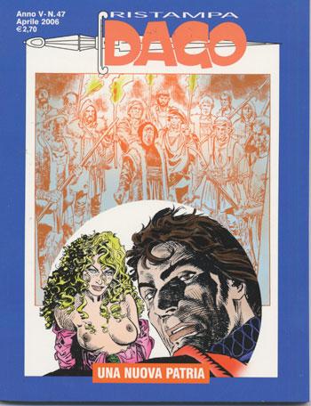 Ristampa Dago n. 47