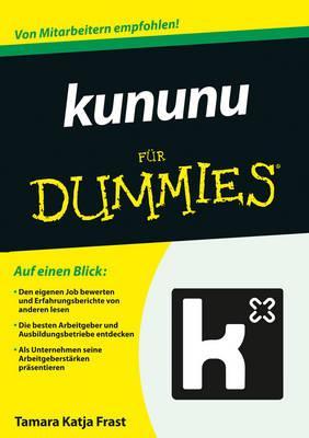 Kununu für Dummies
