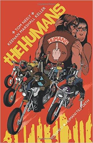 The Humans, Vol. 2