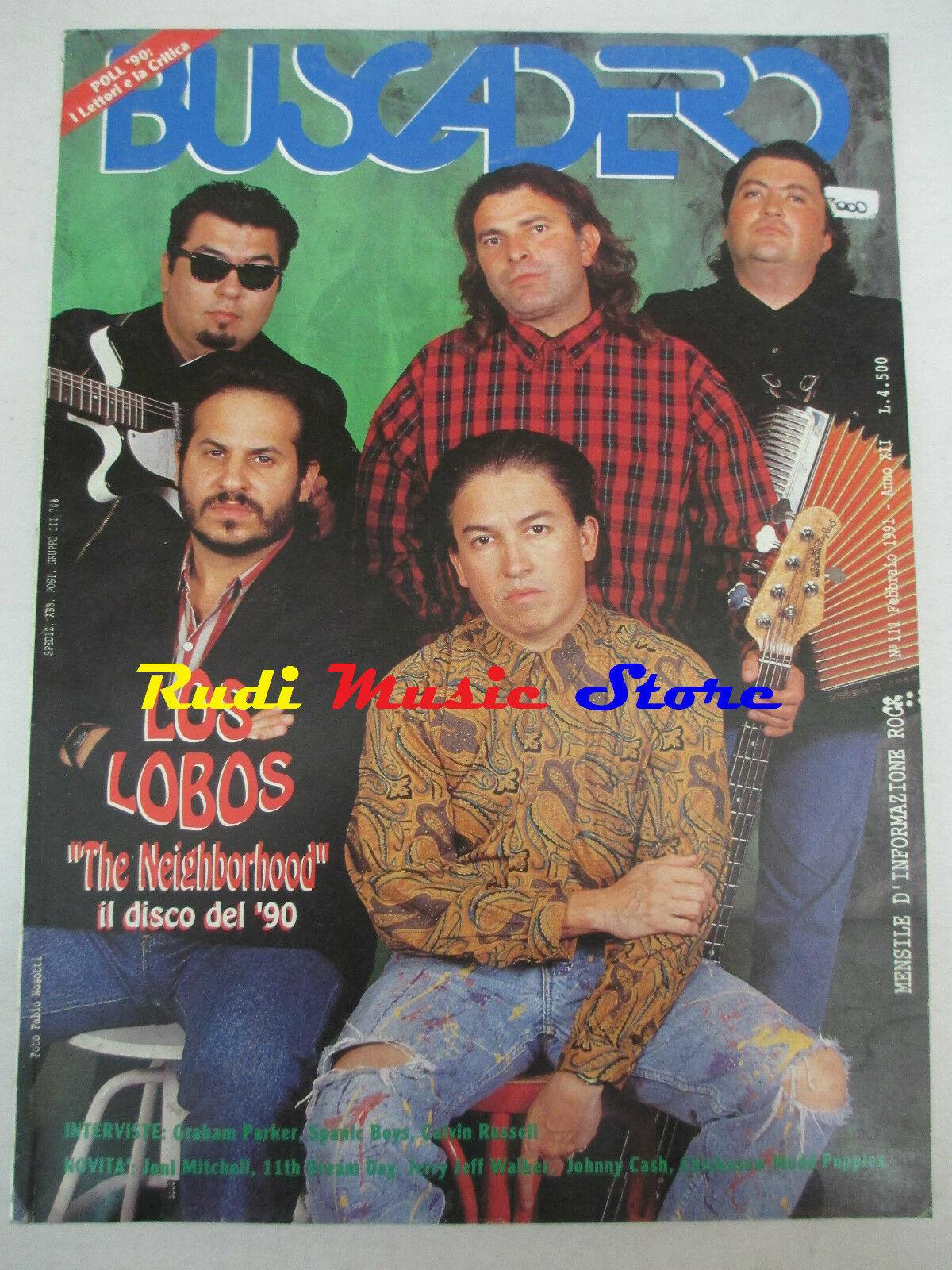 Buscadero n. 111 (febbraio 1991)