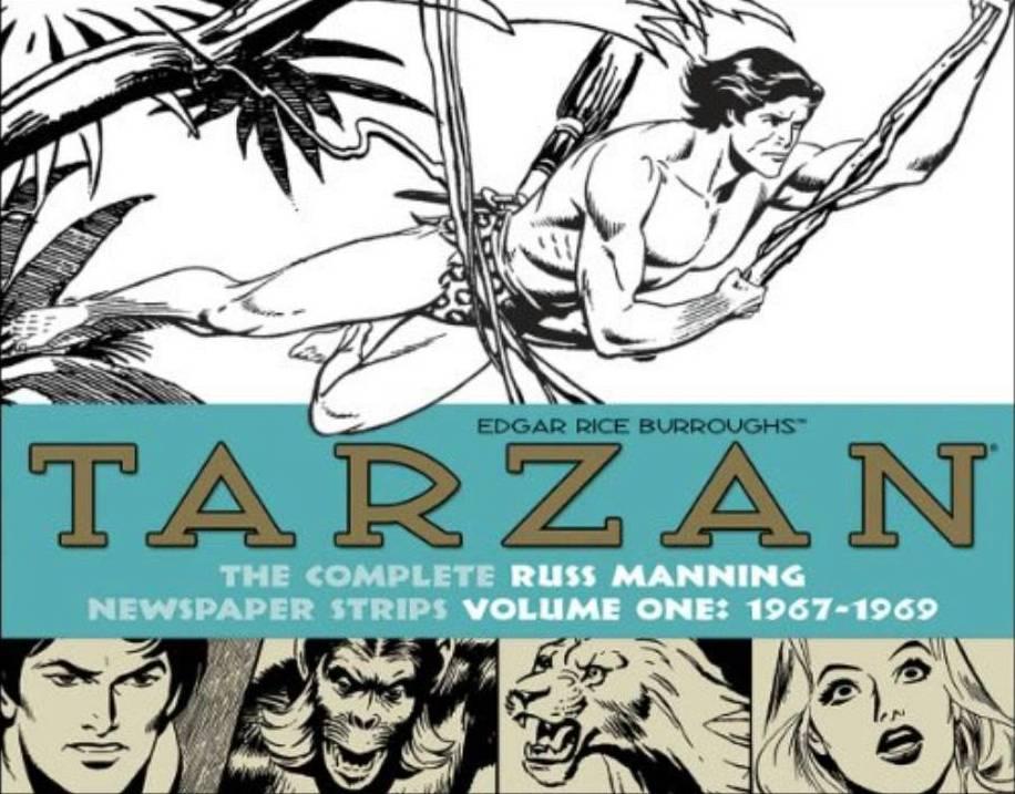Tarzan: The Complete...
