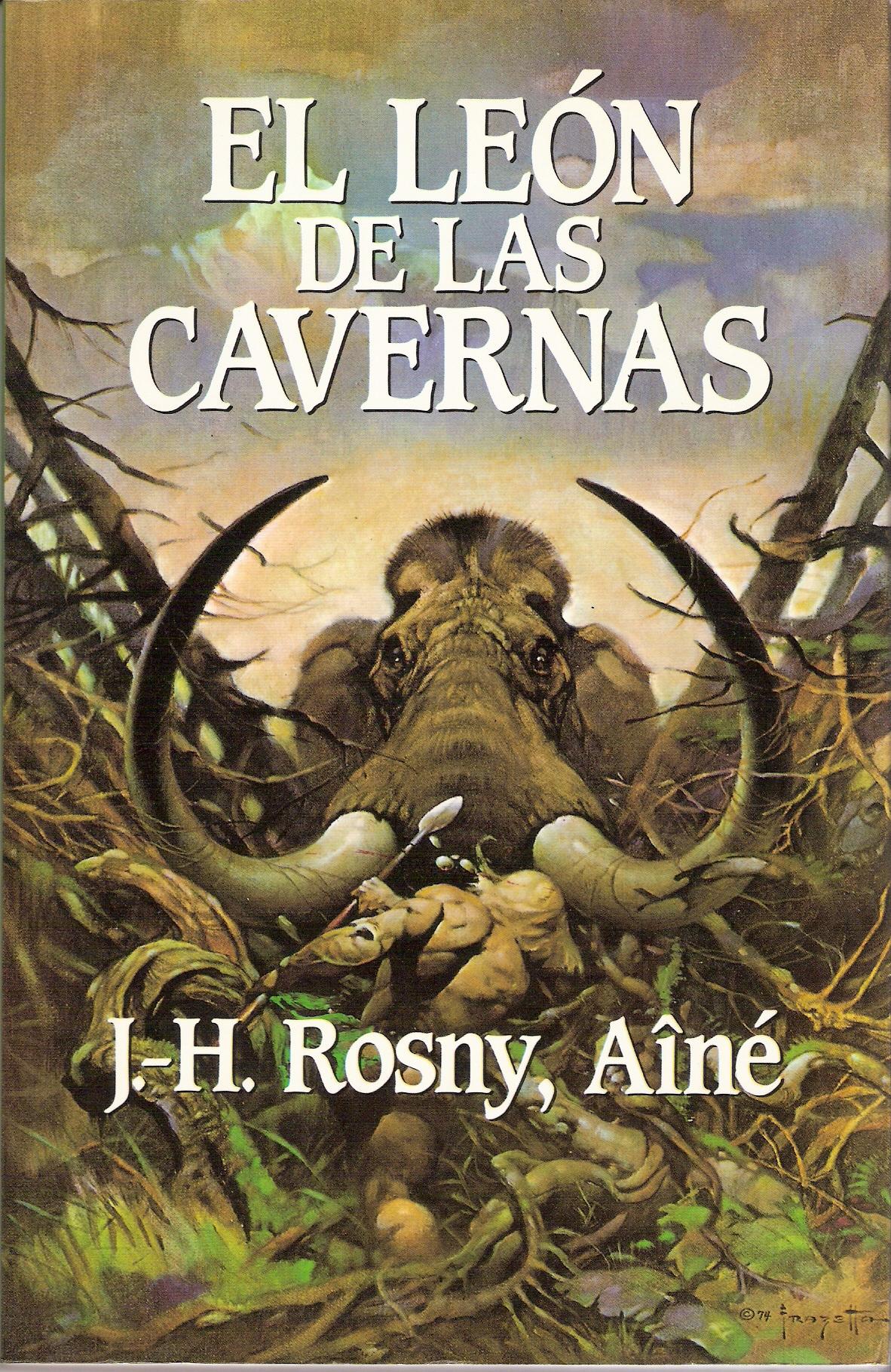 El león de las cavernas