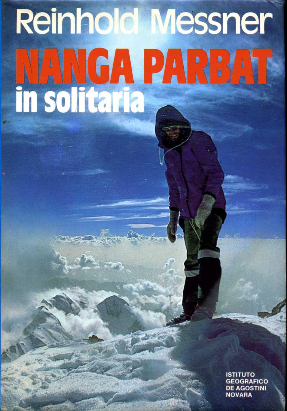 Nanga Parbat in solitaria