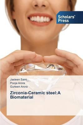 Zirconia-Ceramic steel