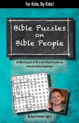 Bible Puzzles on Bible People