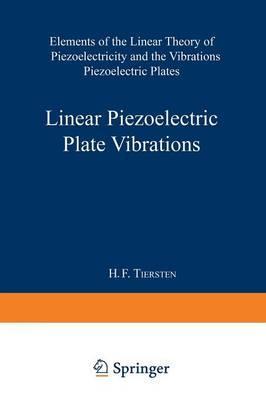 Linear Piezoelectric Plate Vibrations