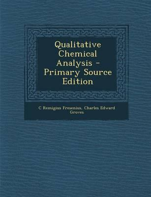 Qualitative Chemical...