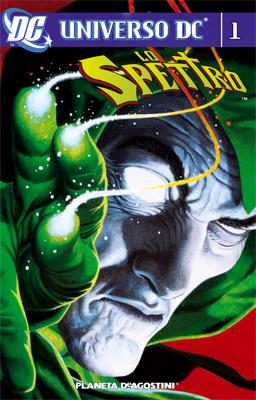Universo DC - Lo Spettro vol. 1