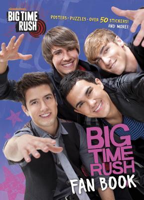 Big Time Rush Fan Book