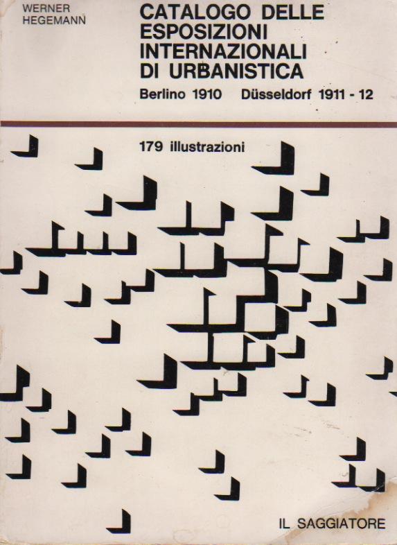 Catalogo delle Esposizioni Internazionali di Urbanistica
