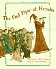 The Pied Piper of Hamelin in Full Color