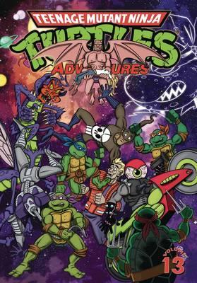 Teenage Mutant Ninja Turtles Adventures 13