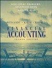 Financial Accounting, 2E, Self Study Problems and Solutions