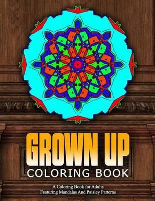 Grown Up Coloring Bo...