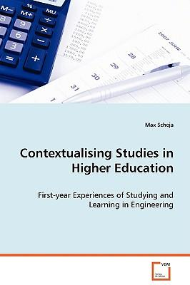Contextualising Studies in Higher Education