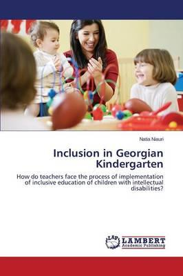 Inclusion in Georgian Kindergarten