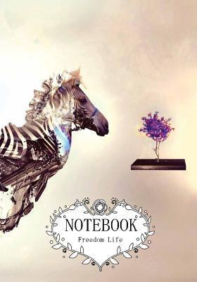 Notebook Zebra Art