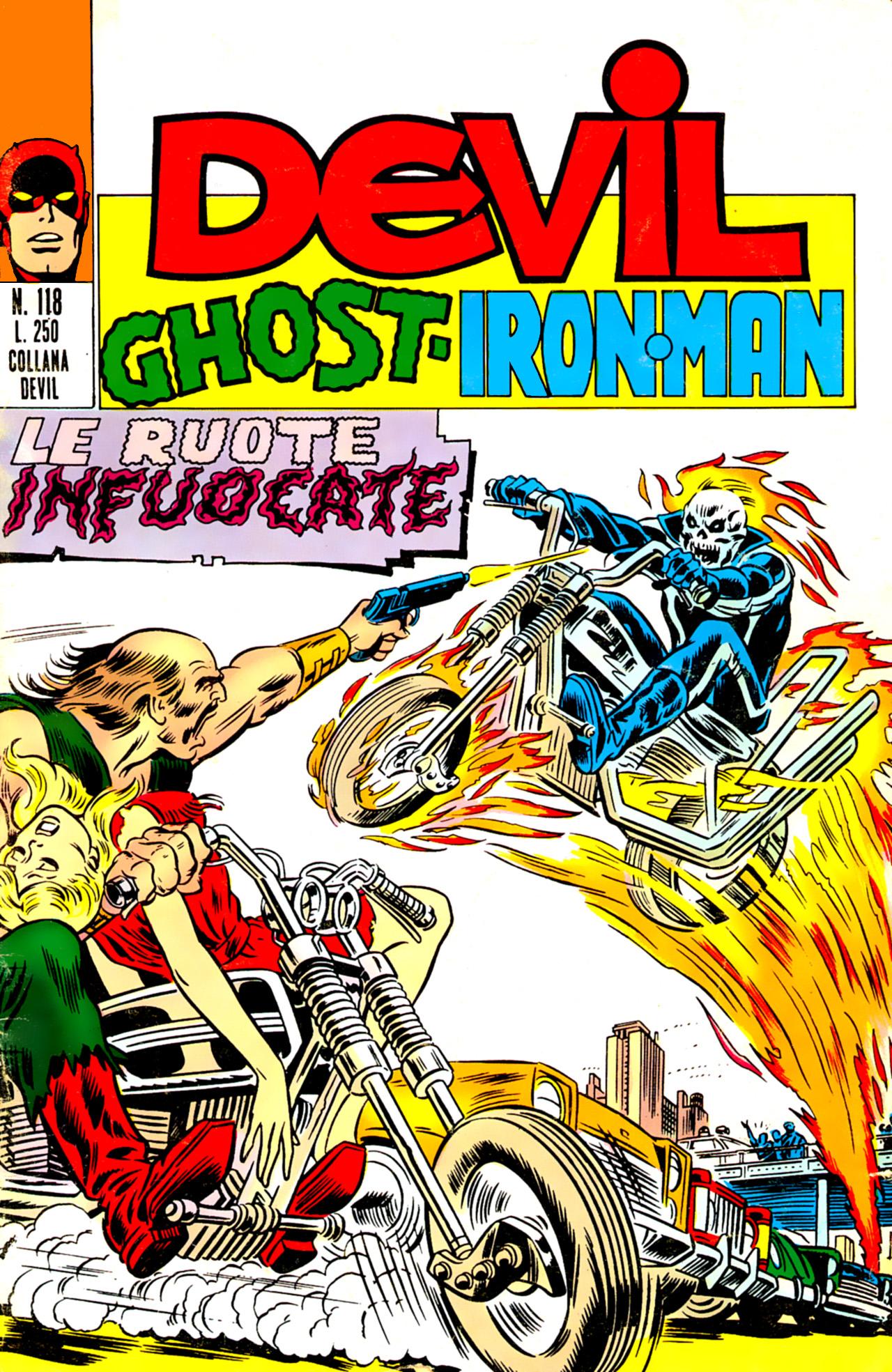 Devil - Ghost - Iron...