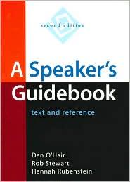 Speaker's Guidebook 2e & Video Theater 2.0