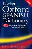 Pocket Oxford Spanish Dictionary