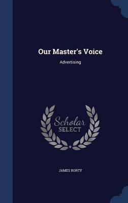 Our Master's Voice