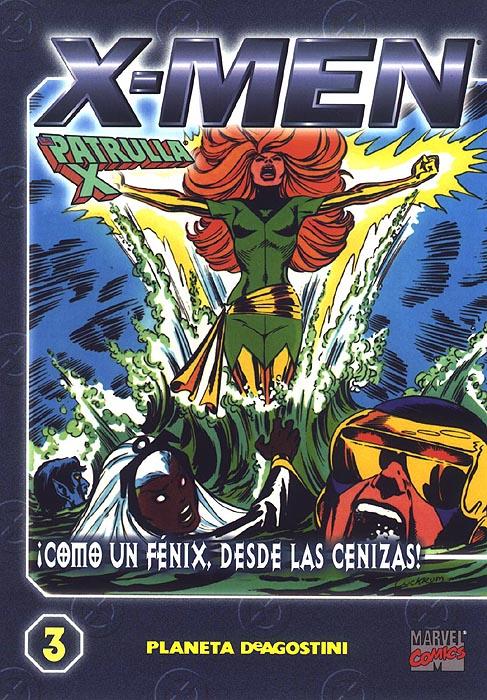 Coleccionable X-Men/...