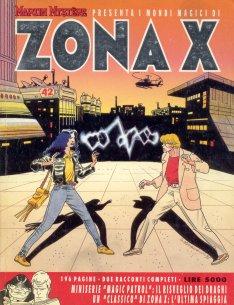 Zona X n. 13