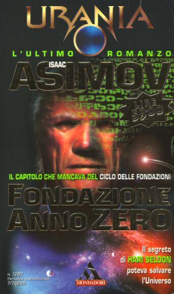 Fondazione anno zero