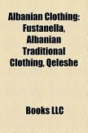 Albanian Clothing