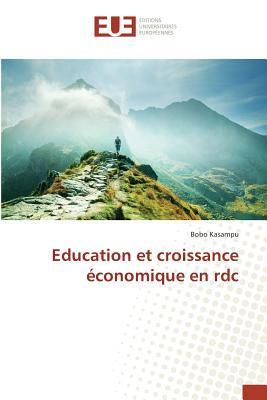 Education et Croissance Economique en Rdc