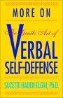More Verbal Self-Def...