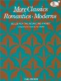 More Classics . Romantics . Moderns