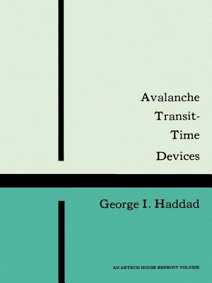 Avalanche Transittime Devices