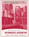 Fundamentals of Intermediate Accounting, Problem Solving Survival Guide
