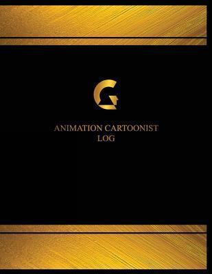 Animation Cartoonist Logbook