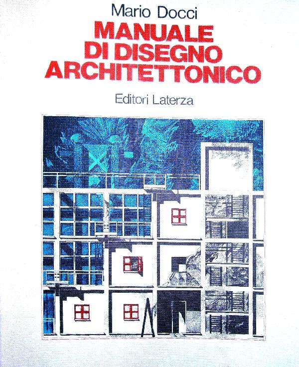 Manuale di disegno architettonico