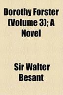 Dorothy Forster (Vol...