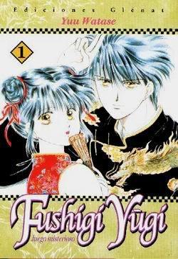 Fushigi Yûgi, el juego misterioso #1 (de 18)