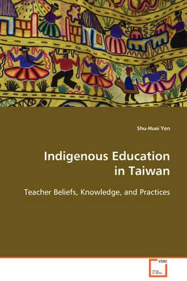 Indigenous Education in Taiwan
