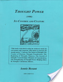 Thought Power: Its C...