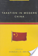 Taxation in Modern China