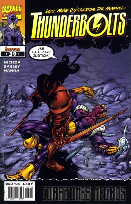 Thunderbolts Vol.1 #39 (de 40)