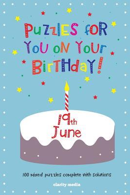 Puzzles for You on Your Birthday - 19th June