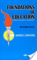 Foundations of education (psychological, sociological and anthropological)