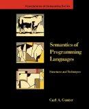 Semantics of Programming Languages