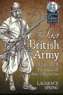 The First British Army, 1624-1628