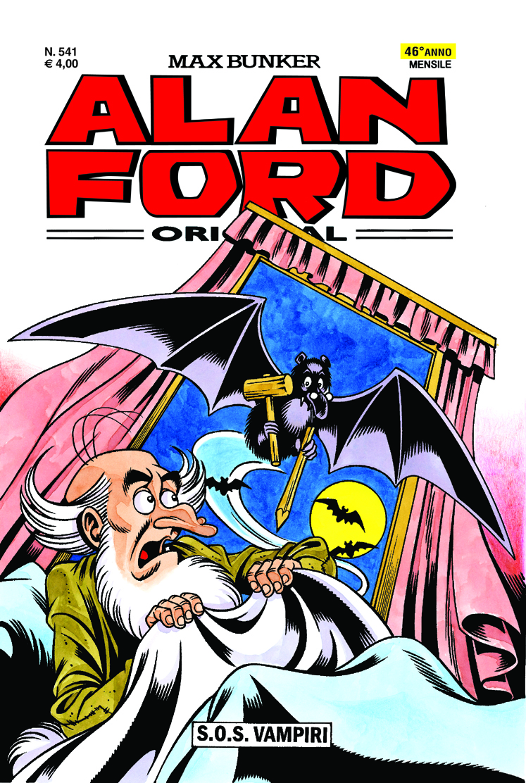Alan Ford n. 541