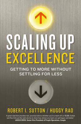 Scaling up excellenc...