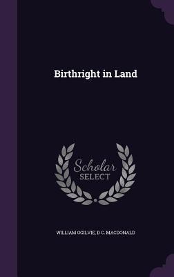 Birthright in Land